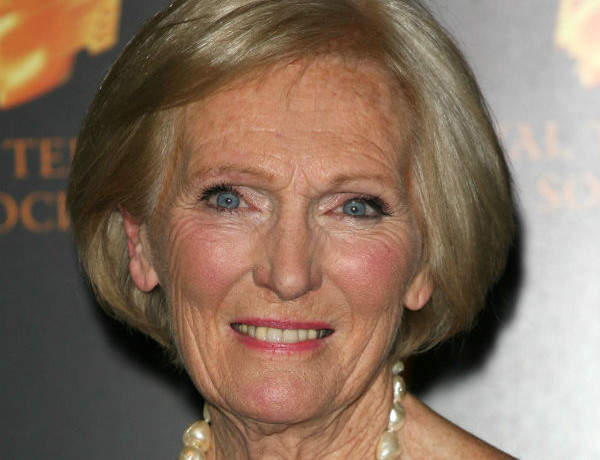 Mary Berry net worth