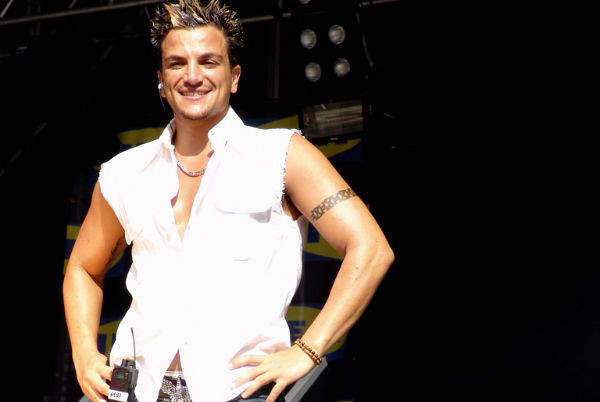 Peter Andre net worth