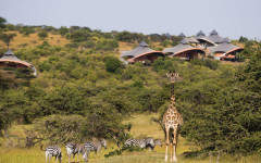 Kenya's Mahali Mazuri is the perfect spot for a weekend break