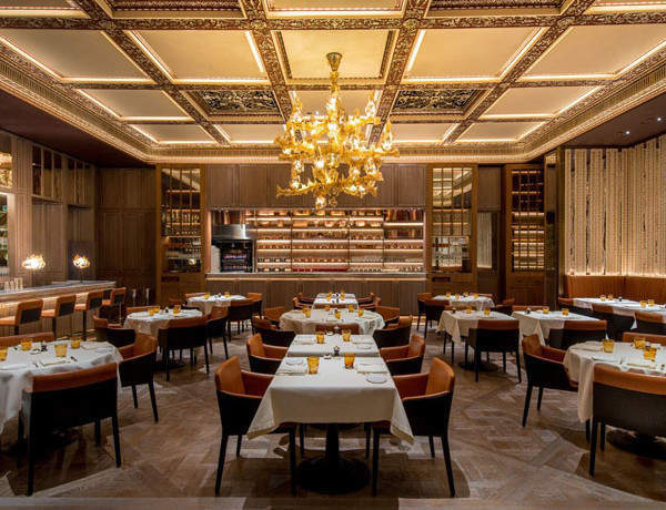 The Dorchester puts the grrrr back into its Grill