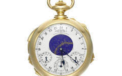 Most expensive watch ever: Patek Philippe timepiece sells for record $24 million