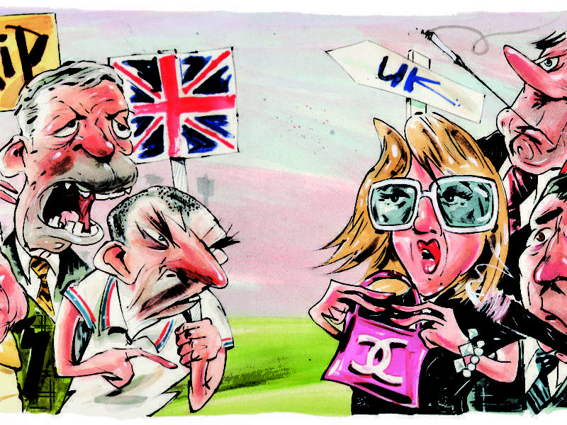 The UK still offers a warm welcome (for the wealthy)