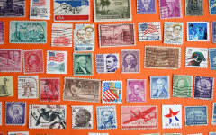 Stamp collecting has other forms of investment licked