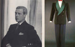 In praise of corduroy: Edward VIII's second skin