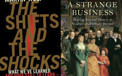 Book Reviews: The Shifts and the Shocks by Martin Wolf and A Strange Business by James Hamilton