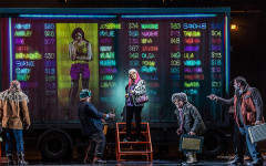 Review: Weill and Brecht, The Rise and Fall of the City of Mahagonny, Royal Opera House