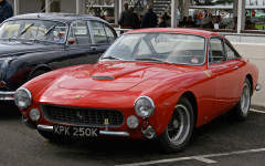 Is global demand driving the red-hot classic car market off the road?