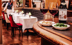 Restaurant Review: Franco's in Mayfair