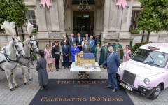 Celebrating its 150th birthday, The Langham (and Lady Gaga) launch extraordinary expansion plan