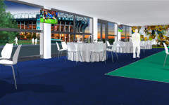 New on-site hospitality venue at Twickenham Stadium launched for Rugby World Cup 2015