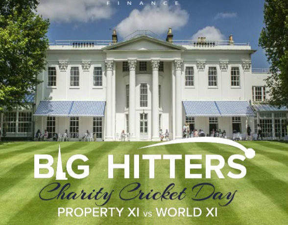 Big Hitters Charity Cricket Day