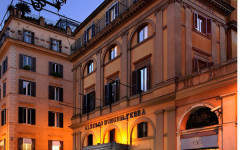 Around the World in 80 Hotels: Hotel d'Inghilterra, Rome