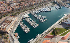 Barcelona's new superyacht marina has set a course for the future