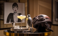 The Goodwood inspired cocktail revving up The Savoy
