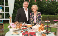 Shake off separation with a bake off