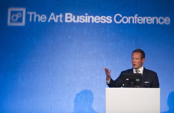 The Art Business Conference 2014The Queen Elizabeth II Conference Centre
