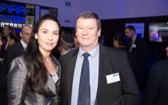 Bank Leumi launches LeumiTech in London and celebrates Jewish New Year