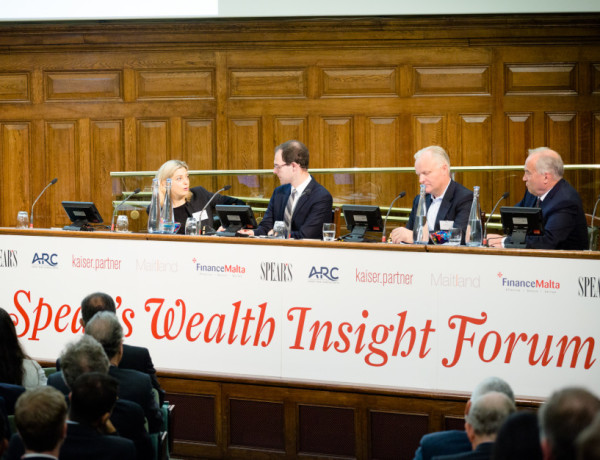 Spear's Wealth Insight Forum 2015