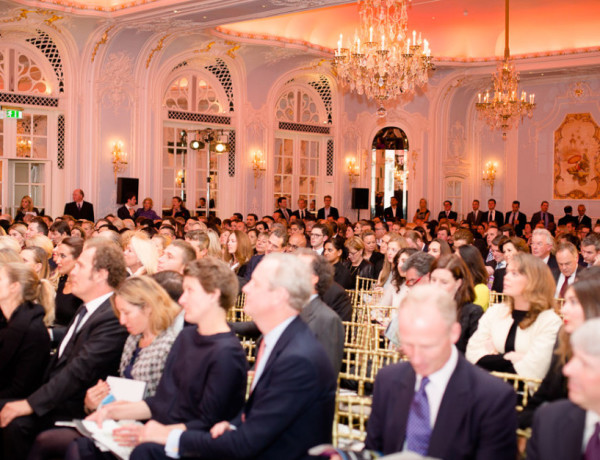 Spear's Wealth Management Awards 2015 in association with Gaggenau