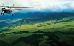 Why the best way to enjoy a safari is from the air
