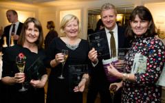 Winners of Spear's Wealth Management Awards 2015 announced