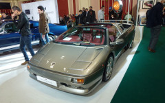 From a Lamborghini Diablo to Maria Callas' car, the Classic & Sports Car Show shone this year
