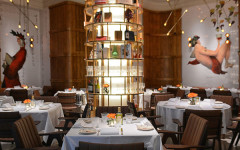 Ristorante Frescobaldi comes to Mayfair via 700 years of gastronomic heritage