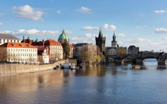 Around the World in 80 Hotels: Four Seasons Hotel, Prague