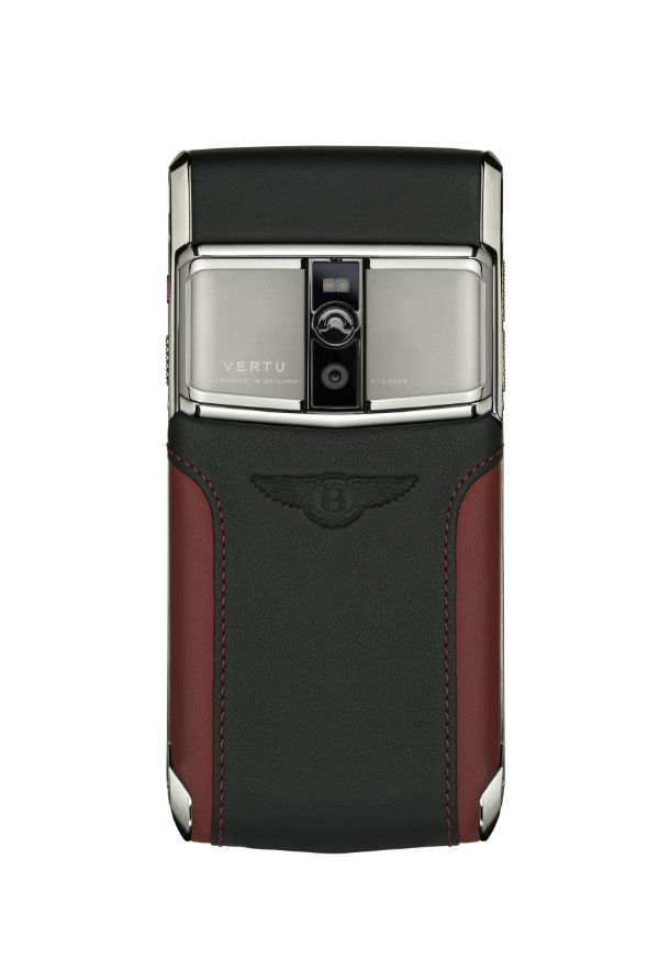 New Signature Touch for Bentley phone launched (2) 600
