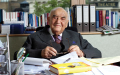 The Giver and the Gift: Lord Weidenfeld on using education to protect our values in human rights