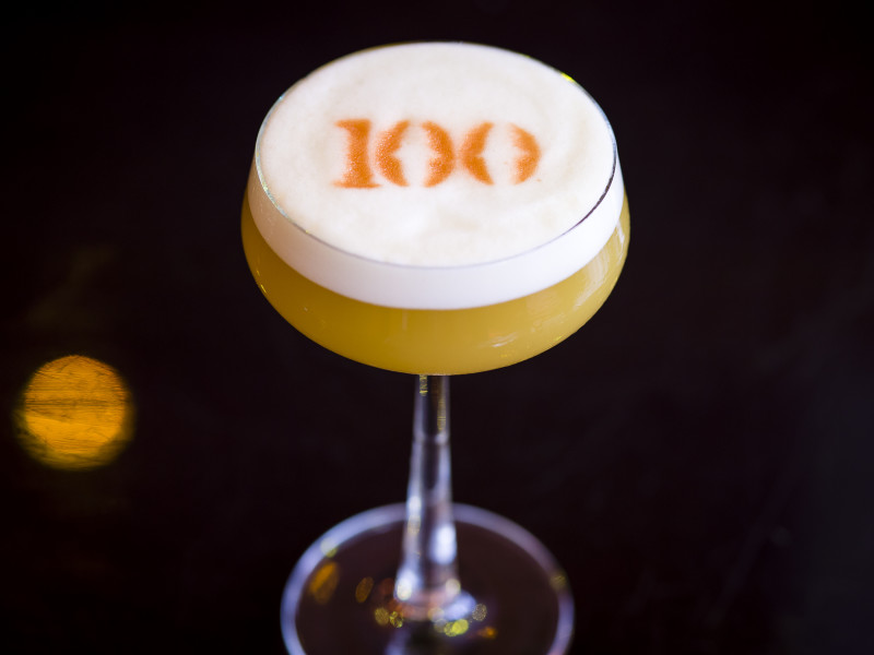 Review: 100 Wardour Street Lounge