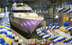 Feadship unveils new Vanish yacht with jacuzzi and outdoor cinema