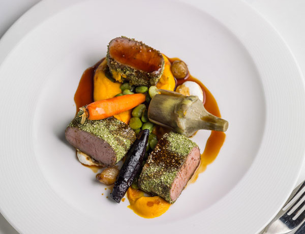 Review: Raymond Blanc and Phil Howard at Royal Ascot Fine Dining