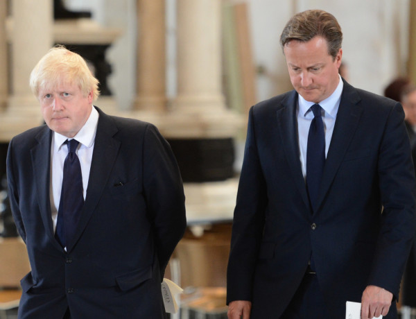 Dave, Boris, and Brexit: the end of the affair?