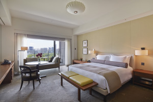 Palace Hotel Tokyo - Deluxe King Room with Balcony - III