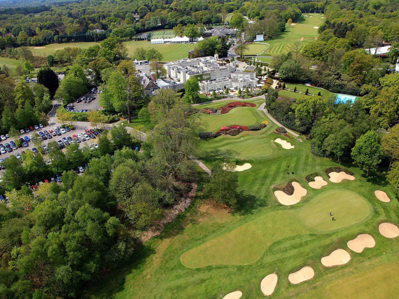 Wentworth golfers threaten club with legal action