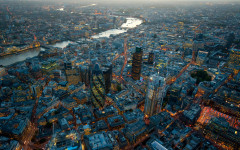 Clouds gather over London property market