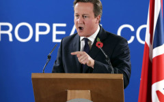 Why Cameron should give up on EU reform and Brexit in style
