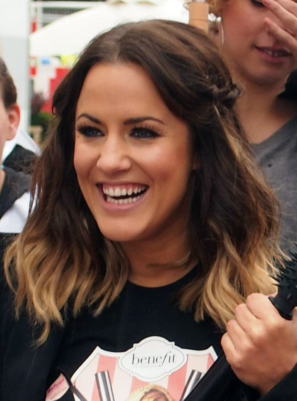Caroline Flack's Net Worth