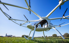 E-Volo VC200: an eco-friendly 18-rotor electric Volocopter