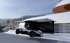 The Mono Marine Edition: A supercar fit for a superyacht