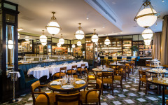 Review: The Ivy Kensington Brasserie