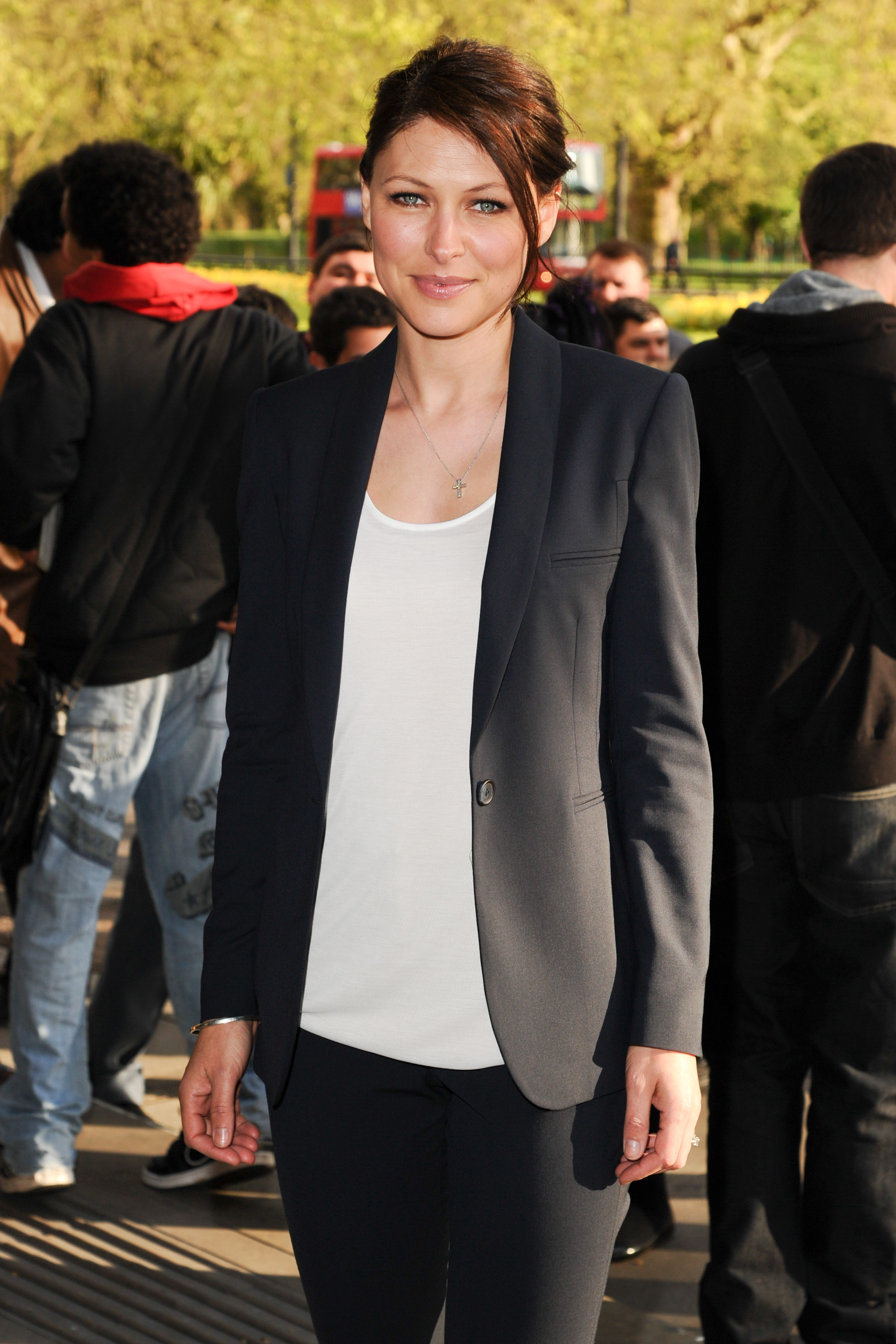 Emma Willis' net worth