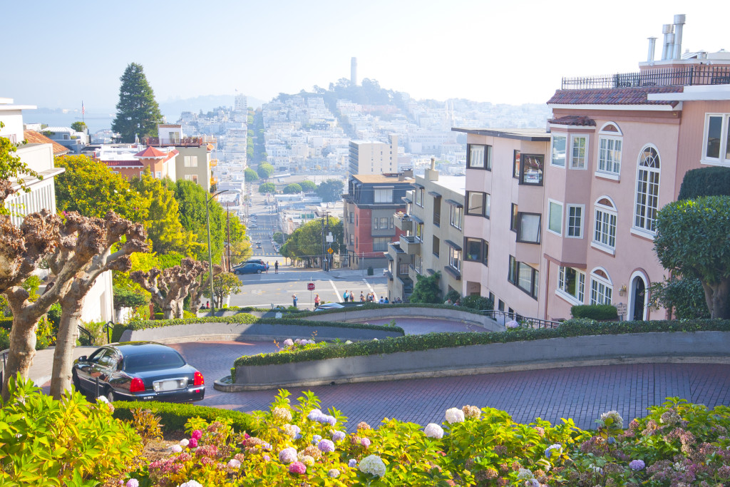 Best places to live in San Francisco