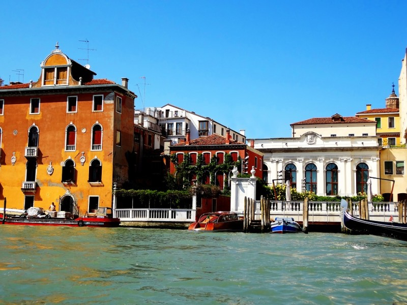 An Italian Adventure along the Grand Canal
