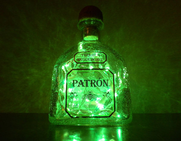 The Art of Patrón – a rapper's delight