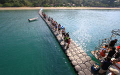 Clown Fish Conservation Project takes place at Pimalai Resort & Spa in Thailand