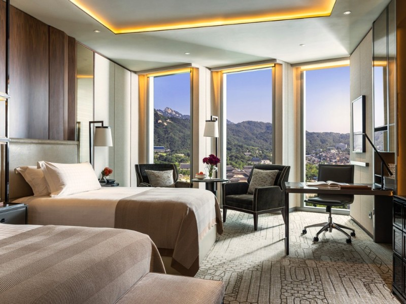 Review: The Four Seasons Hotel in Seoul