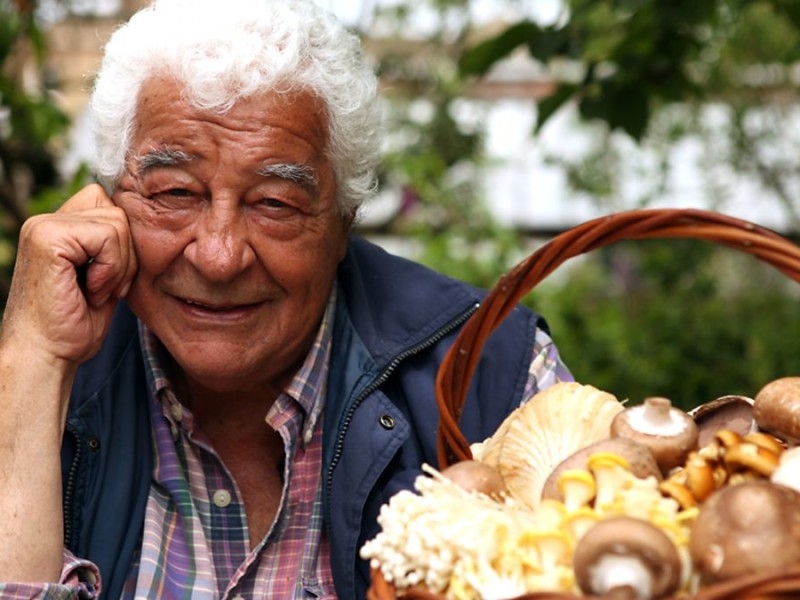 Antonio Carluccio: On mastering mushrooms and more