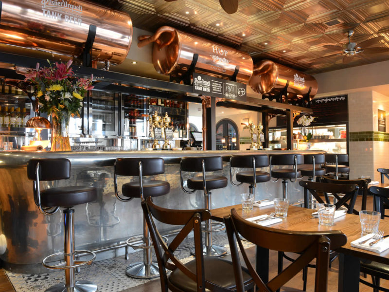 Review: Galvin HOP in Spitalfields